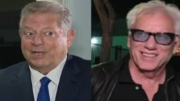 James Woods slams the Global Warming crew in an epic tweet. Photo credit to the Freedom Times with screen shots.