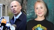 Avenatti and his partner at odds with second allegation. Photo credit to US4Trump compilation with D-Listed, ZeroHedge.