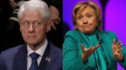 Clinton Foundation is sinking fast with newest document dump. Photo credit to The Freedom Times compilation with NY Mag and NY Post.