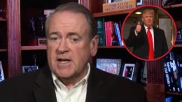 Mike Huckabee and Julie Banderas talk Trump Administration's biggest wins of 2018 on Fox News. Photo credit to The Freedom Times compilation with screen shots.