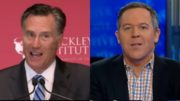 Greg Gutfeld weighs in on the Mitt Romney slam on Trump. Photo credit to The Freedom Times compilation with screen shots.