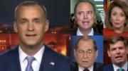 Lewandowski, Schiff, Pelosi, Nadler, Swalwell