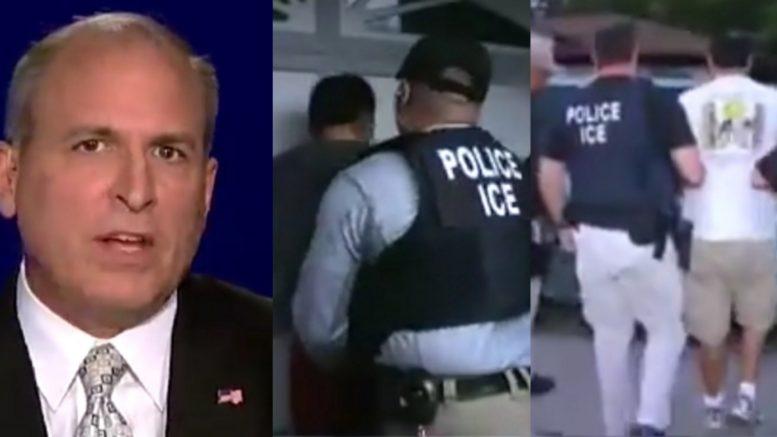 ICE Acting Director, ICE, Deport