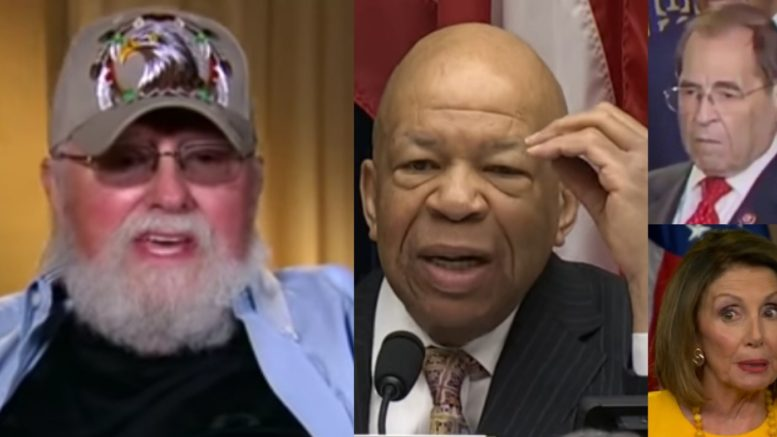 Charlie Daniels, Cummings, Pelosi, Nadler