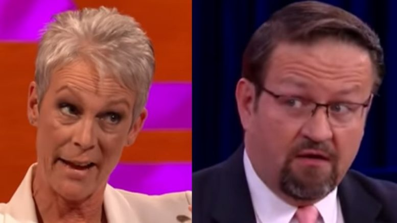 Jamie Lee Curtis, Gorka