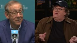 Stephen Ross, Michael Moore