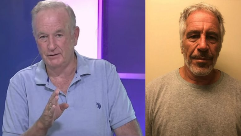 O'Reilly, Epstein
