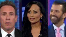 Cuomo, Katrina Pierson, Don Jr.
