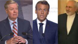 Graham, Macron, Zarif
