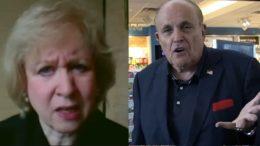 Campbell, Rudy Giuliani