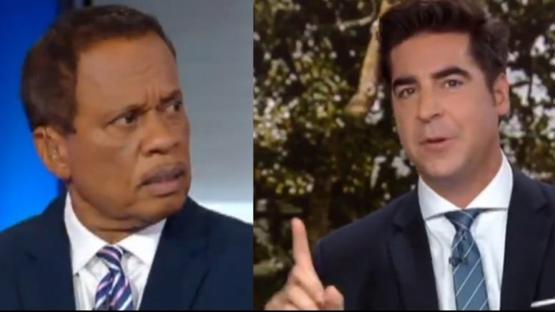 Juan Williams, Jesse Waters
