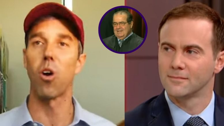 Beto, Scalia, Christopher Scalia