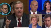 Nadler, Graham, Booker, Kamala, Warren, Beto