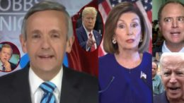 Jeffress, Trump, Dobbs, Democrats