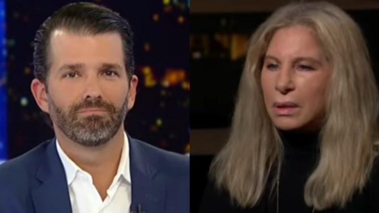 Don Jr., Streisand