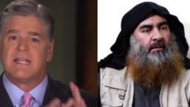 Hannity, Baghdadi
