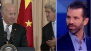 Biden, Kerry, Don Jr.