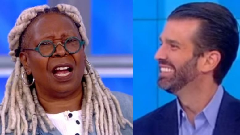 Whoopi, Don Jr.