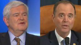 Newt Gingrich, Schiff