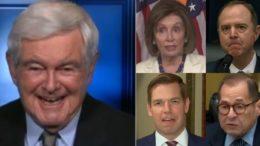 Newt, Pelosi, Schiff, Swalwell, Nadler