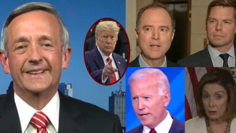 Jeffress, Trump, Schiff, Swalwell, Biden, Pelosi