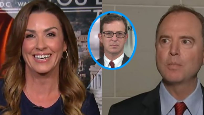 Sara Carter, Mark Zaid, Schiff