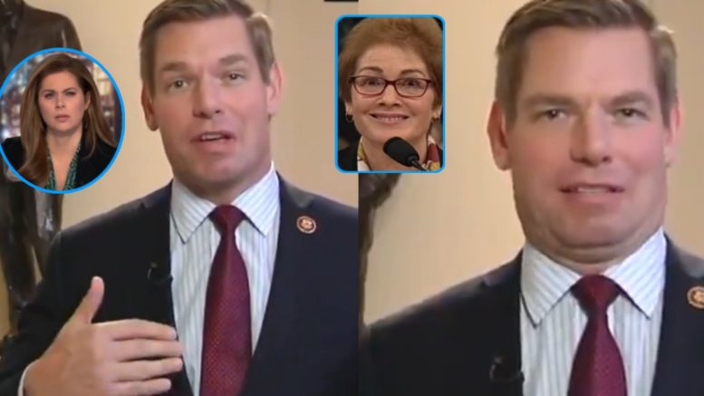 Burnett, Swalwell, Yovanovitch