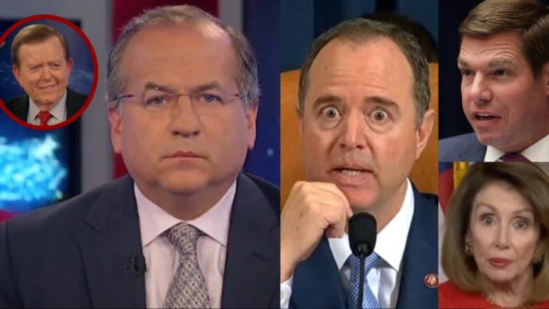 Dobbs, Robert Ray, Schiff, Swalwell, Pelosi