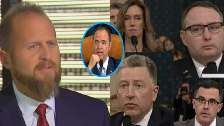 Parscale, Impeachment Hearing