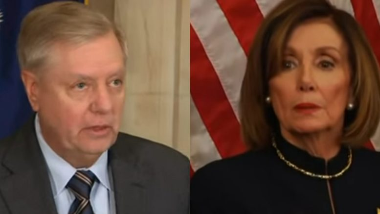 Graham, Pelosi