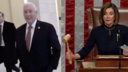 Pence, Pelosi