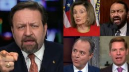 Gorka, Pelosi, Green, Schiff, Swalwell