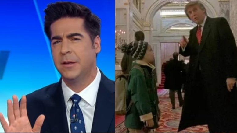Jesse Watters, Home Alone 2