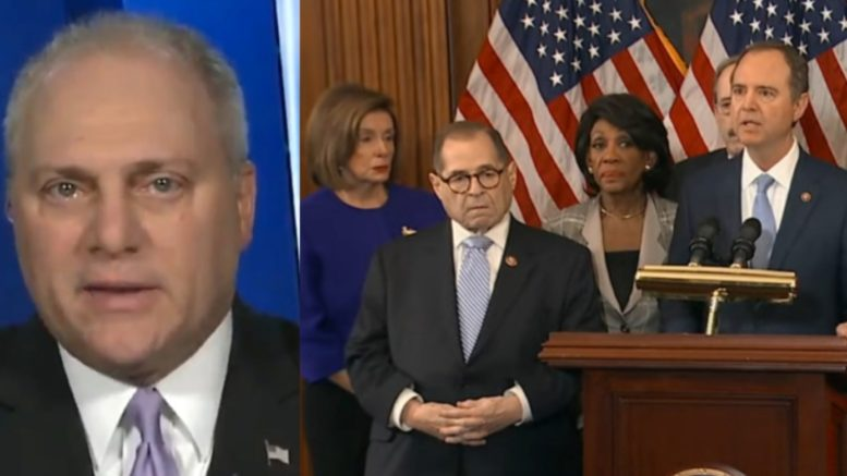 Scalise, Democrats
