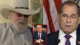 Charlie Daniels, Nadler, Trump
