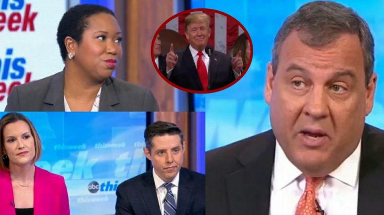 ABC Panel, Trump, Chris Christie