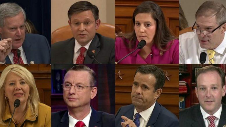 GOP Members Of Congress