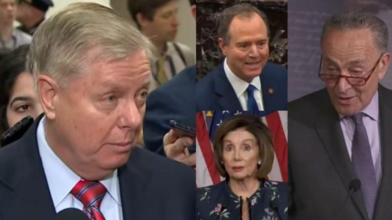 Graham, Democrats