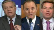 Graham, Schiff, Swalwell