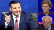 Cruz, Warren, Bernie