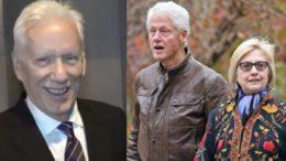 James Woods, Clintons