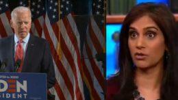 Biden, Sasha Rangappa