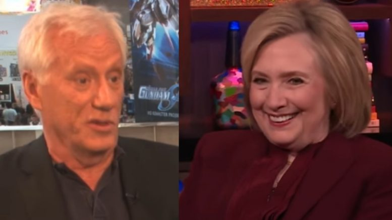 James Woods, Hillary