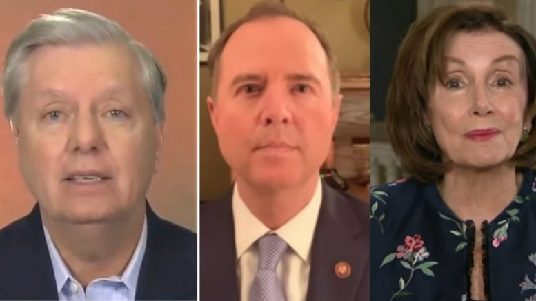 Graham, Schiff, Pelosi