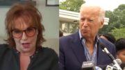 Joy Behar, Biden