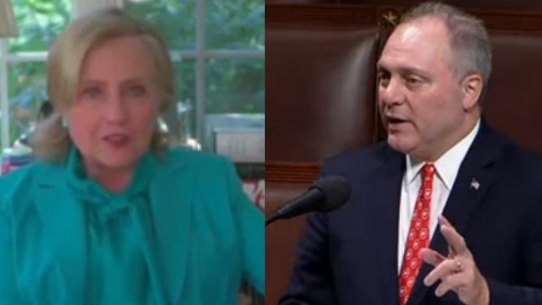 Hillary, Scalise