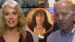 Kellyanne, Biden, Tara Reade