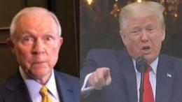 Sessions, Trump