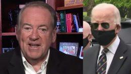 Huckabee, Biden