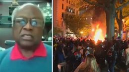 Clyburn, DC Protests